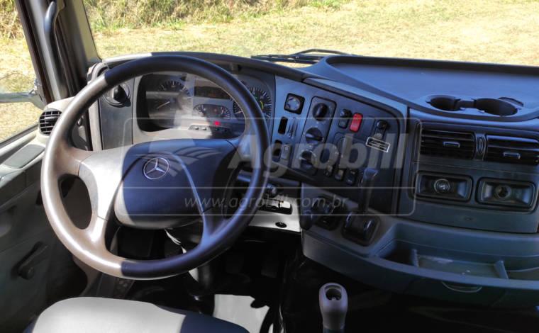 Caminhão Mercedes Benz Axor 2831 6X4 Ano 2010 Equipado com tanque Pipa Gascom Agribomba 15.000 litros > Usado - Caminhões - Mercedes-Benz - Agrobill - Tratores, Implementos Agrícolas, Pneus