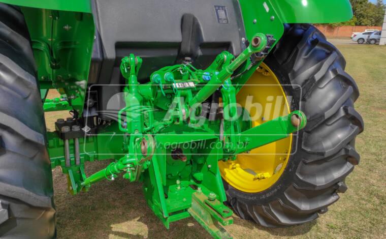Trator John Deere 5060E 4×4 ano 2020 semi novo com 278 horas - Tratores - John Deere - Agrobill - Tratores, Implementos Agrícolas, Pneus