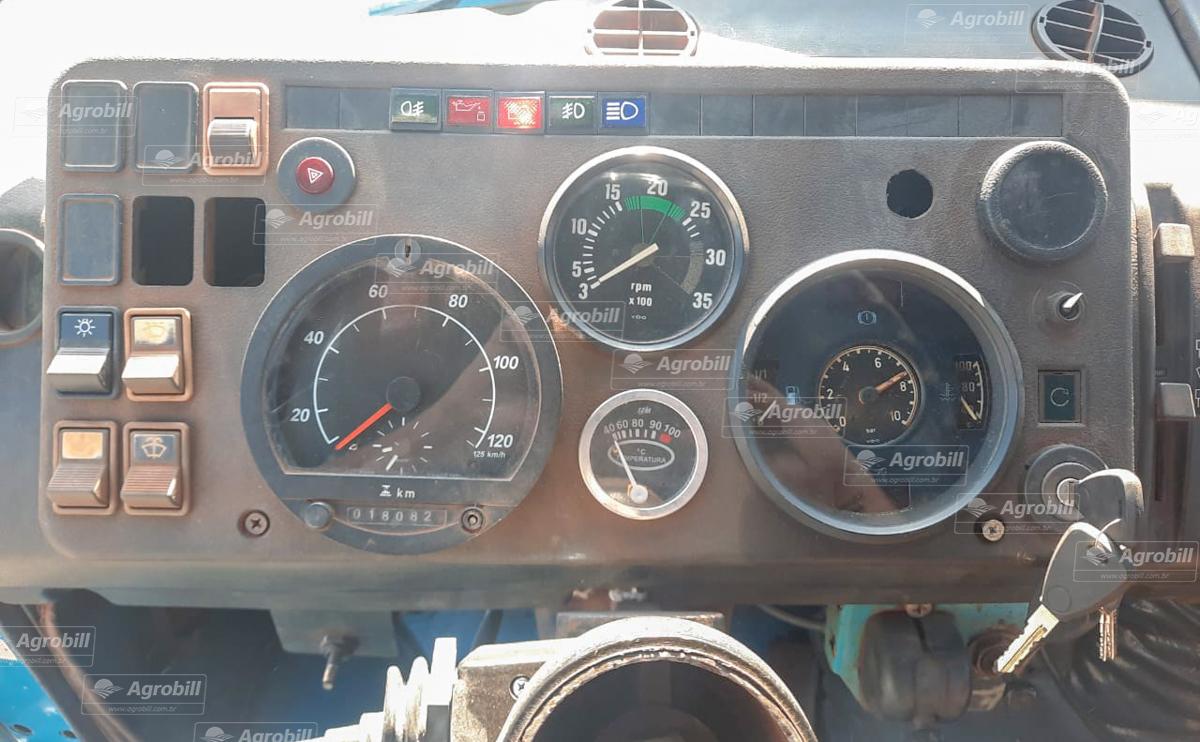 Caminhão Mercedes Benz MB-1114 4×2 ano 1987 no Toco > Usado - Caminhões - Mercedes-Benz - Agrobill - Tratores, Implementos Agrícolas, Pneus