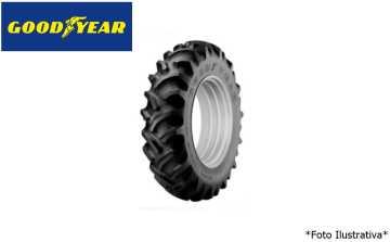 Pneu 12.4×36 / 12 Lonas –Goodyear Dyna Torque  II > Novo - 12.4x36 - Goodyear - Agrobill - Tratores, Implementos Agrícolas, Pneus