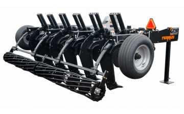 Descompactador de Solo Terrus DXS-A 5 Hastes / Sistema de Rearme Automático / Engate no 3º ponto – GTS > Novo - Subsolador - GTS - Agrobill - Tratores, Implementos Agrícolas, Pneus