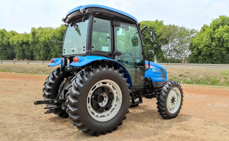 Trator LS U60 Plus 4×4 ano 2017 c/ 2.193 horas c/ Reversor c/ Creeper (redutor de velocidade). - Tratores - LS Tractor - Agrobill - Tratores, Implementos Agrícolas, Pneus