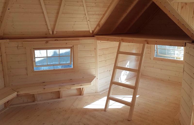 Kota Grill Finlandais - Agrobois, saunas, cuisson extérieure
