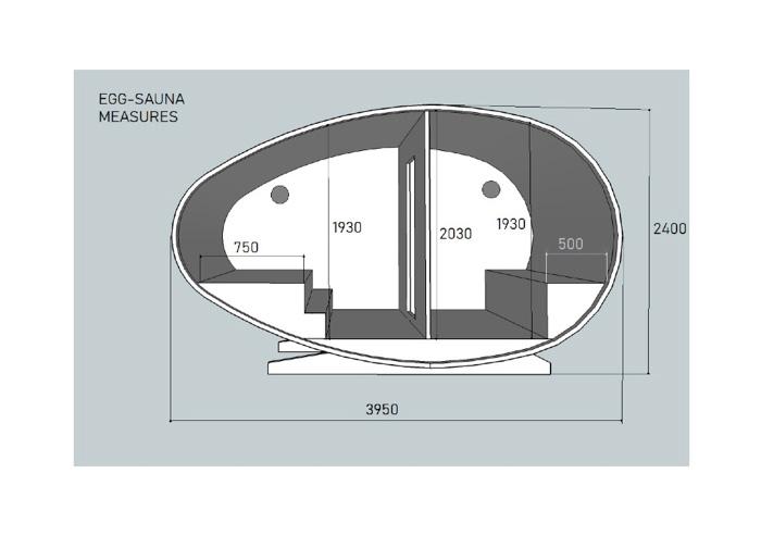 sauna-oeuf-dimensions