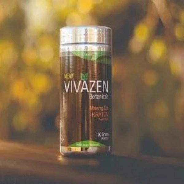 VivaZen Botanicals Kratom Maeng-Da powder
