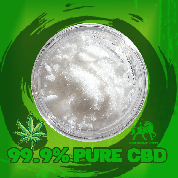 Water Soluble CBD Isolate