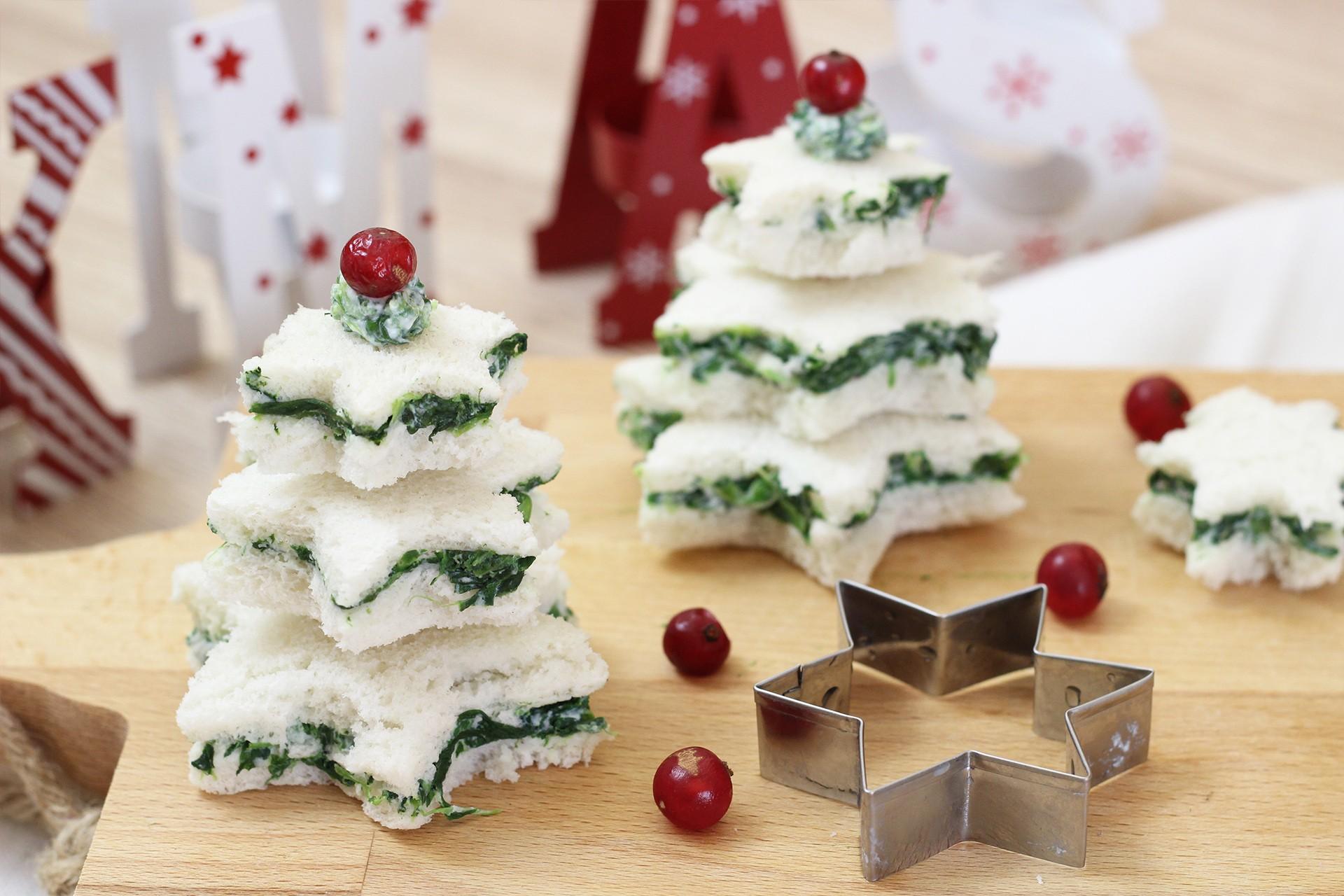 Antipasti senza cottura o con la pasta sfoglia, stuzzichini natalizi, tartine, antipasti semplici. Tartine Natalizie Per Antipasti Veloci E Semplici Agrodolce