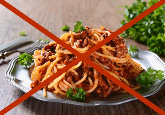 Risultati immagini per spaghetti barrati