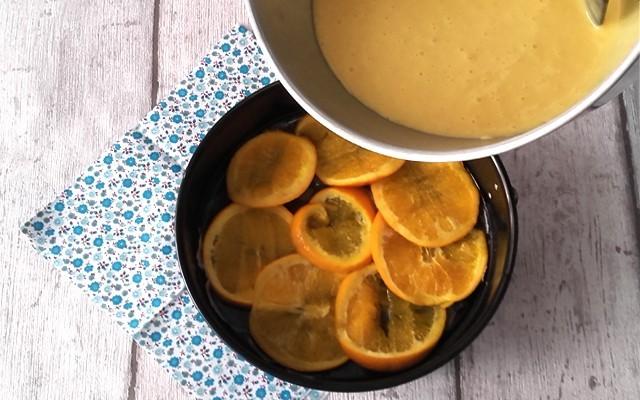 al revés pastel con naranja (4)