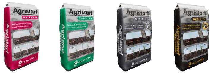Инновационное микрогранулированное удобрение Agristart