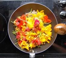 Plantas y flores comestibles en el huerto: Beneficios y características