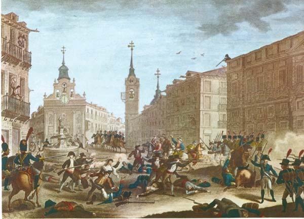 levantamiento del 2 de mayo