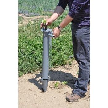 Plantadora manual de hortalizas (Fuente: www.urbaplant.com)