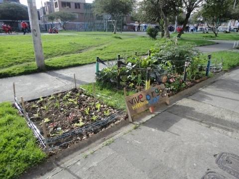 Los vecinos de Mafe se han animado a crear sus propias huertas