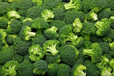 Cabezas florales de brócoli (Fuente: www.saladexpress.ca)