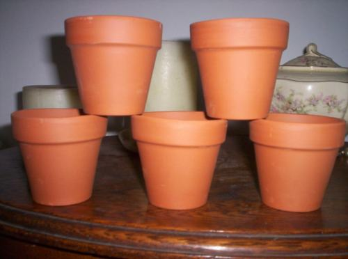 tipos de macetas de cerámica