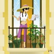 Un huerto en el balcón: Cómo Crearlo y Cultivarlo