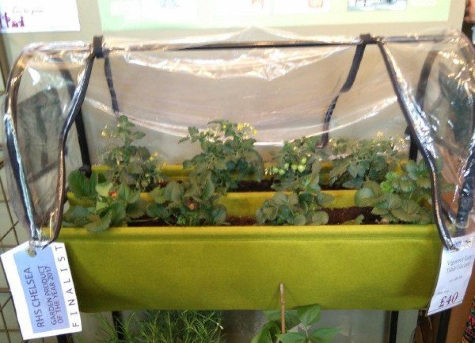 armarios de cultivo Chelsea Flower Show