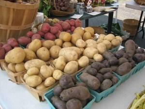 Tipos de patatas y variedades: Diferencia entre patata nueva y vieja