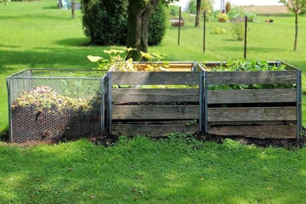 compost casero para mejorar el suelo