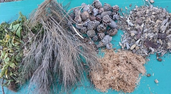 materiales para hacer una composta casera