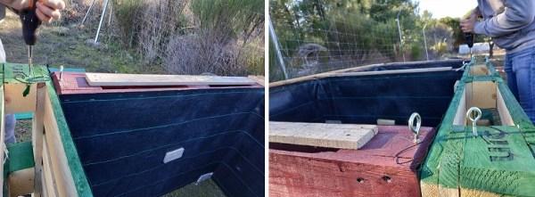 fabricar un compostador casero
