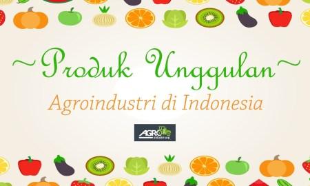 Produk Unggulan Hasil Pengolahan Agroindustri di Indonesia