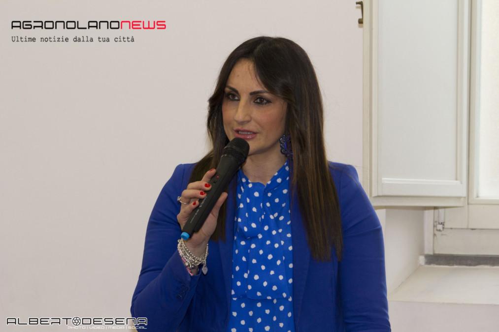 Cinzia Trinchese, ufficiale la candidatura a Sindaco di Nola