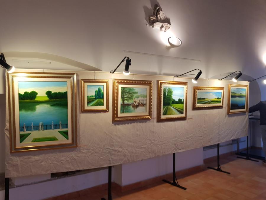 """""""Natura"""", l'arte pittorica di Francesco Buglione"""