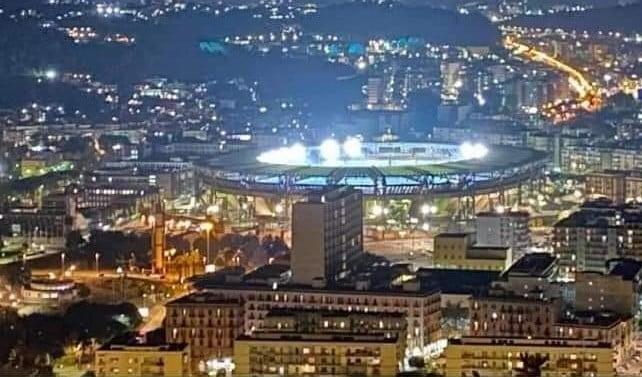 Lo Stadio San Paolo intitolato a Maradona