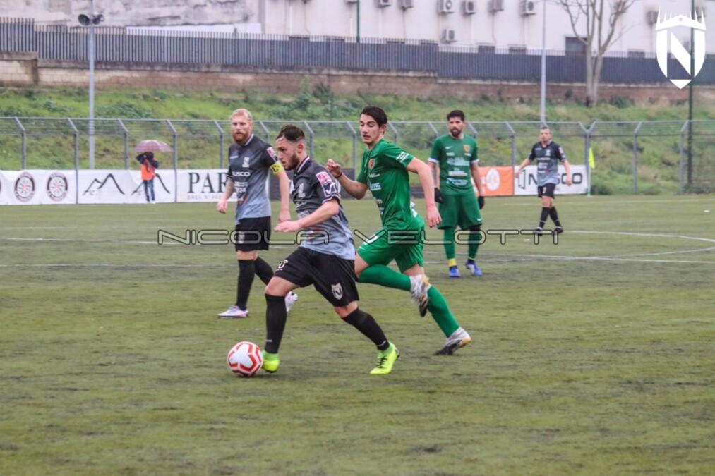 L'Afragolese fa suo il derby. 0-2 al Nola