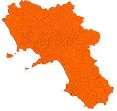 Campania verso la fascia arancione a partire da lunedì
