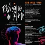 A Palma Campania il risveglio dell'arte