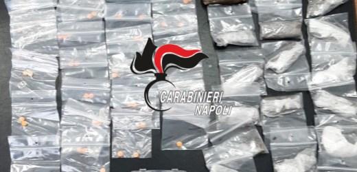Palma Campania: Vendeva droga nel suo minimarket. Arrestato 47enne