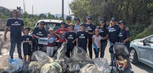 Nola, Giornata Plastic Free: oltre venti volontari impegnati