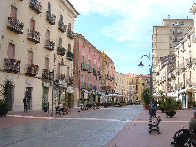 Agropoli Corso Garibaldi
