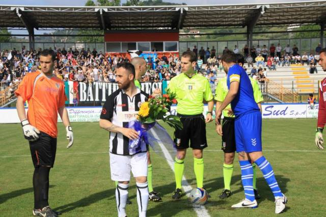 agropoli battipagliese paly off
