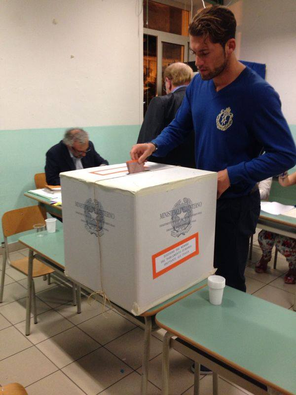 stendardo vota