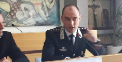 capitano dei carabinieri Agropoli
