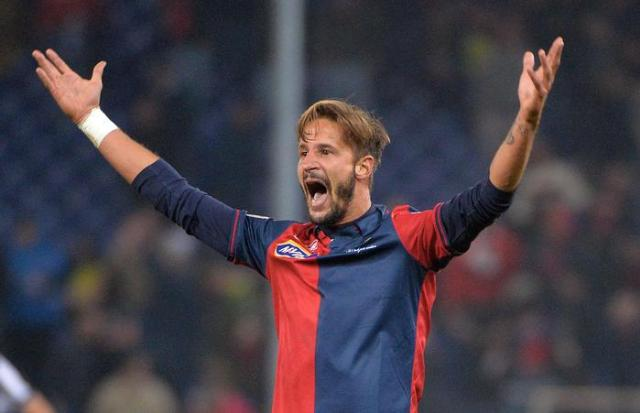 Soccer: Serie A: Genoa-Juventus