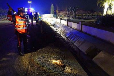 incidente_stradale_notte_carabinieri