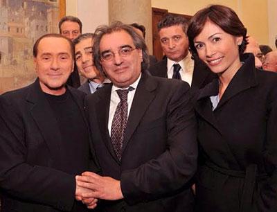 Casciello_Berlusconi_Carfagna