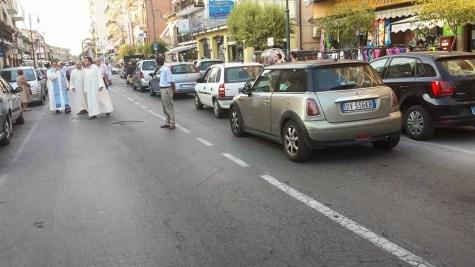 madonna traffico