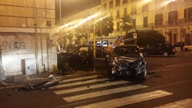 INCIDENTE SALERNO 1