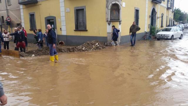 ALLAGMANTO CASTEL SAN GIORGIO