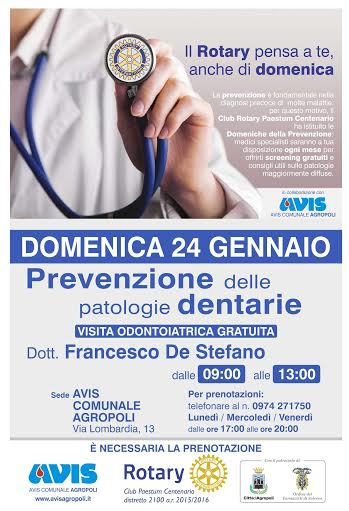 prevenzione odontoiatria