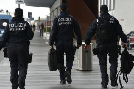 POLIZIA ANTI ATTENTATI