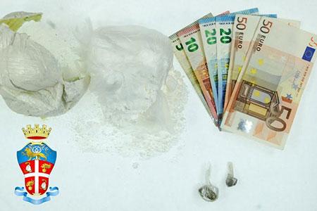 soldi-droga-carabinieri
