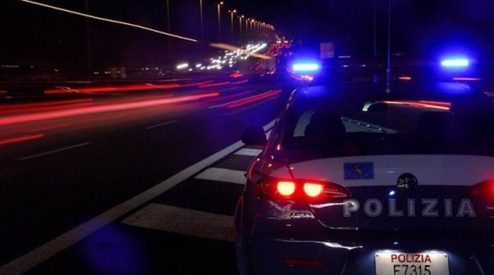 Polizia stradale notte-2-2