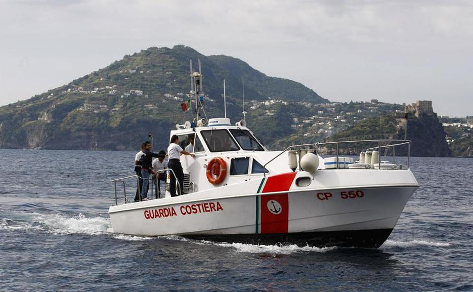 guardia costiera punta licosa